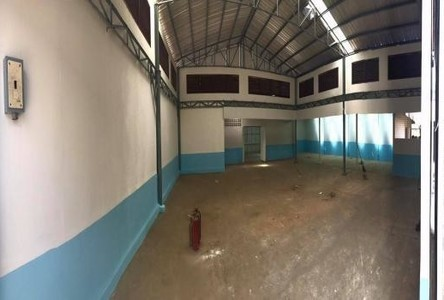 For Sale Warehouse 3,200 sqm in Lak Si, Bangkok, Thailand