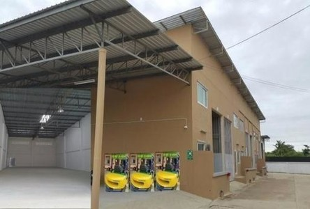 For Rent Warehouse 250 sqm in Bang Lamung, Chonburi, Thailand