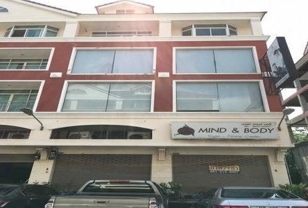 For Sale or Rent Shophouse 33 sqwa in Bang Bon, Bangkok, Thailand