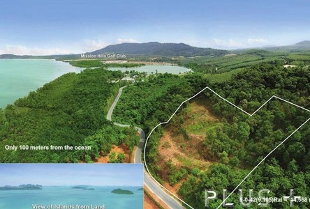 For Sale Land 9-1-67 rai in Phuket, South, Thailand