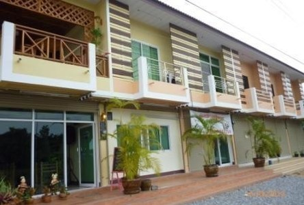 For Rent 1 Bed Shophouse in Mueang Phrae, Phrae, Thailand