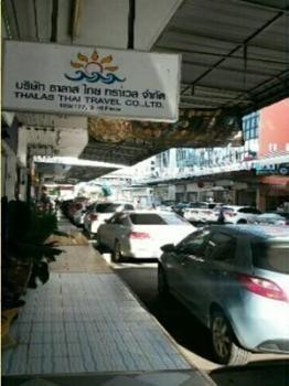 For Sale 1 Bed Shophouse in Don Mueang, Bangkok, Thailand | Ref. TH-RXUNTOVT