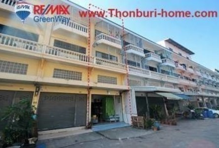 For Sale 2 Beds Shophouse in Bang Khun Thian, Bangkok, Thailand
