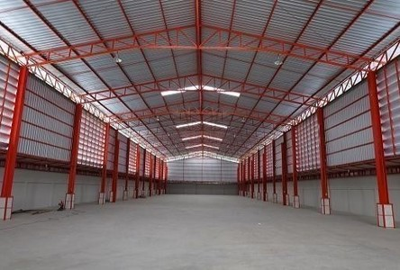 For Rent Warehouse 1,600 sqm in Bang Phli, Samut Prakan, Thailand