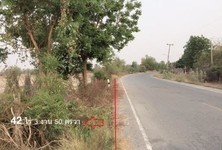 For Sale Land 42 rai in Don Chedi, Suphan Buri, Thailand