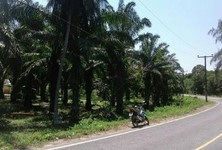 For Sale Land 2 rai in Lang Suan, Chumphon, Thailand