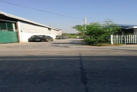 For Sale or Rent Land 208 sqwa in Phra Pradaeng, Samut Prakan, Thailand
