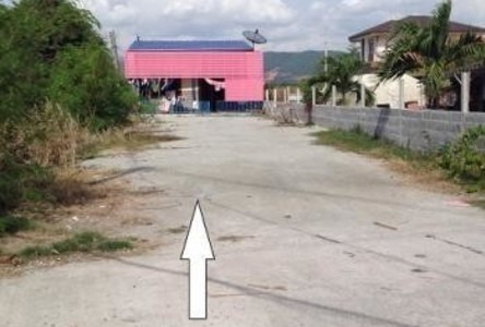 For Sale Land 50 sqwa in Mueang Chon Buri, Chonburi, Thailand