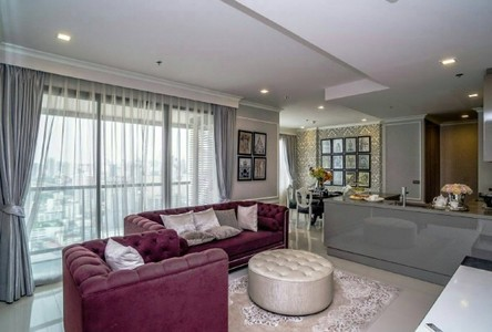 For Sale or Rent 3 Beds House in Phaya Thai, Bangkok, Thailand