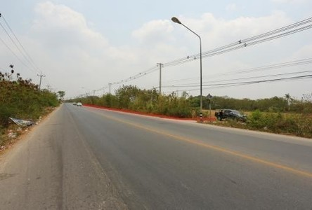 For Sale Land 11 rai in Mueang Chachoengsao, Chachoengsao, Thailand