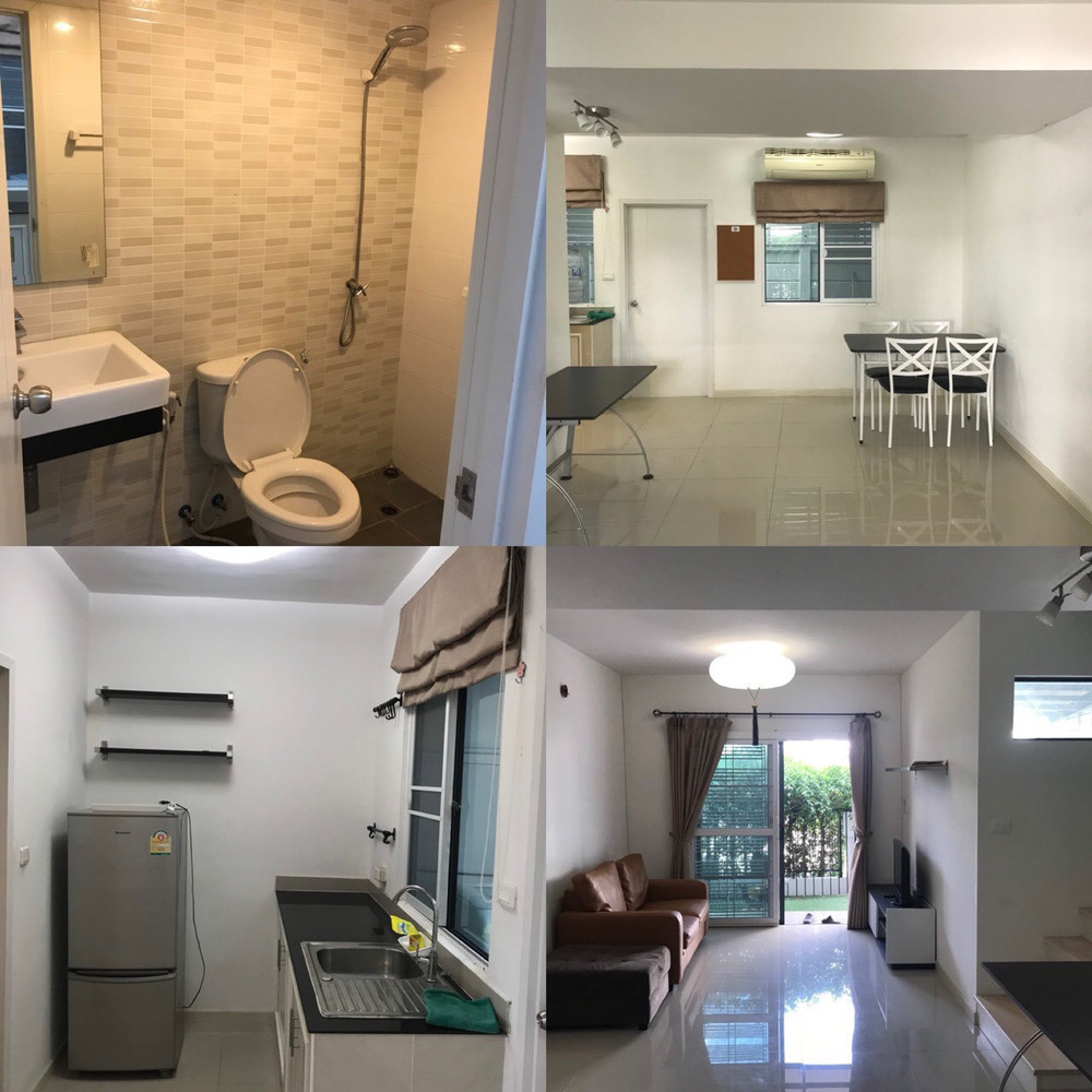 For Rent 3 Beds Townhouse in Pak Kret, Nonthaburi, Thailand | Ref. TH-HWWZGBIR