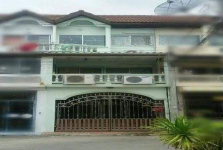 For Rent 3 Beds Townhouse in Thung Khru, Bangkok, Thailand