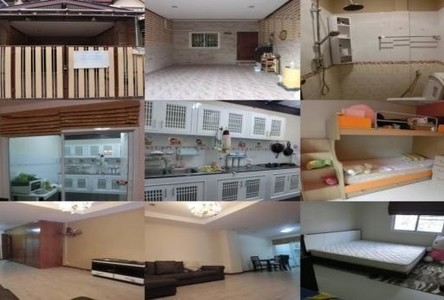 ขาย หรือ เช่า ทาวน์เฮ้าส์ 2 ห้องนอน บึงกุ่ม กรุงเทพฯ