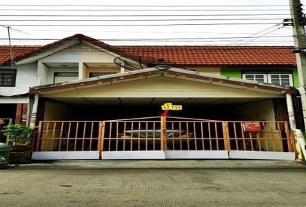 For Sale 2 Beds House in Bang Khen, Bangkok, Thailand