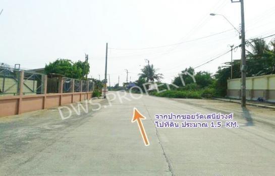 For Sale Land 600 sqwa in Sai Noi, Nonthaburi, Thailand | Ref. TH-RJWEPTOS