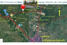 For Sale Land 15 rai in Aranyaprathet, Sa Kaeo, Thailand
