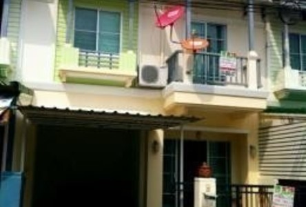 For Sale or Rent 3 Beds Townhouse in Pak Kret, Nonthaburi, Thailand