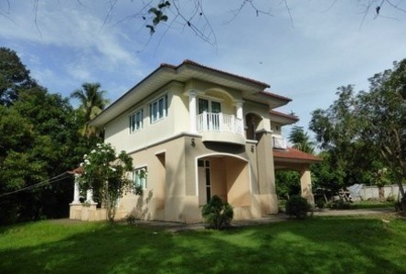 For Sale 4 Beds House in Thong Pha Phum, Kanchanaburi, Thailand