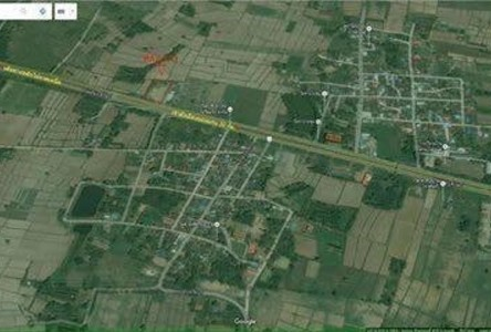 For Sale Land 3 rai in Ban Fang, Khon Kaen, Thailand