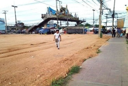 For Sale or Rent Land 3 rai in Mueang Samut Sakhon, Samut Sakhon, Thailand