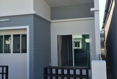 For Rent 2 Beds Townhouse in Ban Chang, Rayong, Thailand
