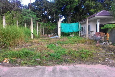 For Sale Land 51 sqwa in Sattahip, Chonburi, Thailand