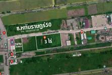 For Rent Land 3 rai in Khlong Sam Wa, Bangkok, Thailand