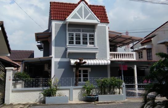 ขาย บ้านเดี่ยว 4 ห้องนอน บางแค กรุงเทพฯ | Ref. TH-RDZUIRTW