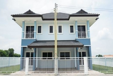For Sale 2 Beds 一戸建て in Phatthana Nikhom, Lopburi, Thailand