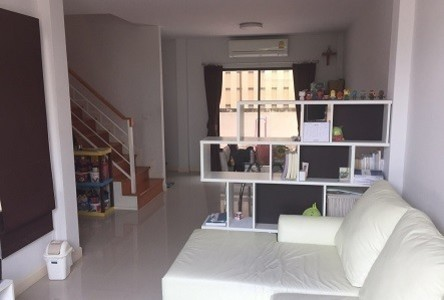 For Sale 3 Beds Townhouse in Min Buri, Bangkok, Thailand