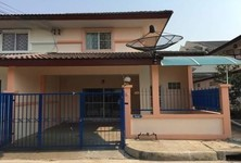 For Sale 3 Beds Townhouse in Mueang Kanchanaburi, Kanchanaburi, Thailand