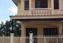 For Sale 2 Beds Townhouse in Yan Nawa, Bangkok, Thailand