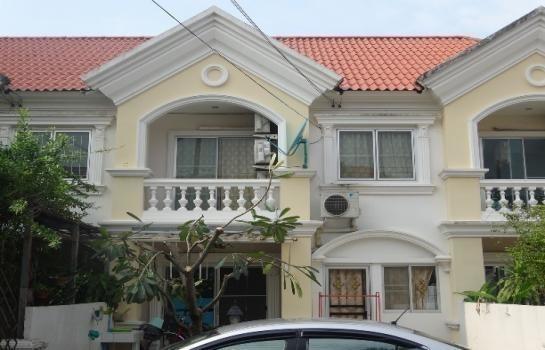 ขาย ทาวน์เฮ้าส์ 4 ห้องนอน บางพลี สมุทรปราการ | Ref. TH-XIQJVLDB