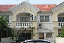 For Sale 4 Beds Townhouse in Bang Phli, Samut Prakan, Thailand
