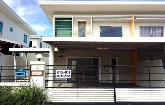 For Sale or Rent 3 Beds Townhouse in Si Racha, Chonburi, Thailand | Ref. TH-AACCCUJM