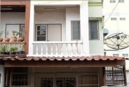 For Rent 2 Beds Townhouse in Mueang Samut Prakan, Samut Prakan, Thailand