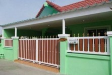 For Sale 3 Beds タウンハウス in Bang Lamung, Chonburi, Thailand