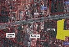 For Sale Land 18 rai in Taling Chan, Bangkok, Thailand