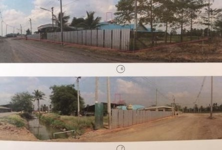 For Sale Land 4 rai in Lat Lum Kaeo, Pathum Thani, Thailand