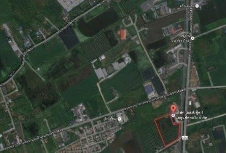 For Sale Land 12 rai in Sam Phran, Nakhon Pathom, Thailand