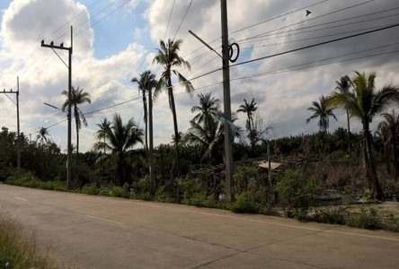 For Sale Land 80 rai in Mueang Samut Sakhon, Samut Sakhon, Thailand