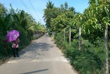 For Sale Land 516 sqwa in Amphawa, Samut Songkhram, Thailand