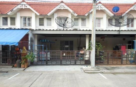 ขาย หรือ เช่า ทาวน์เฮ้าส์ 2 ห้องนอน ศรีราชา ชลบุรี | Ref. TH-PDVRBJDY