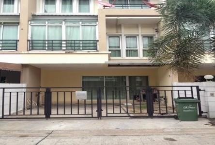 ขาย หรือ เช่า ทาวน์เฮ้าส์ 3 ห้องนอน หนองแขม กรุงเทพฯ