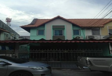 For Sale 3 Beds Townhouse in Mueang Chon Buri, Chonburi, Thailand