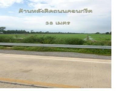 For Sale Land 34 rai in Ban Pho, Chachoengsao, Thailand