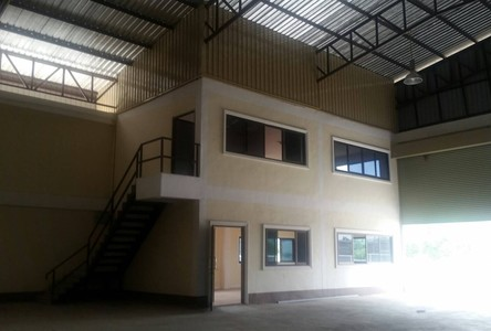 For Rent Warehouse 1,250 sqm in Si Racha, Chonburi, Thailand