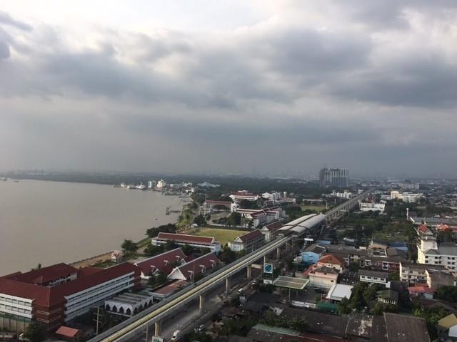 Knightsbridge Sky River Ocean - For Sale 2 Beds コンド in Mueang Samut Prakan, Samut Prakan, Thailand | Ref. TH-YKOEHAXX