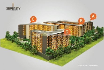 For Sale 1 Bed Condo in Mueang Khon Kaen, Khon Kaen, Thailand