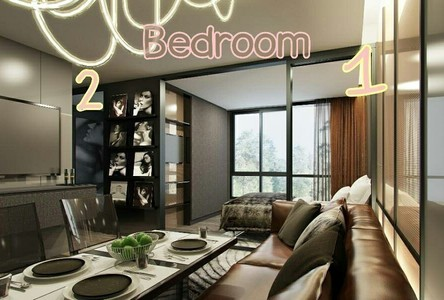 For Rent 2 Beds Condo in Min Buri, Bangkok, Thailand